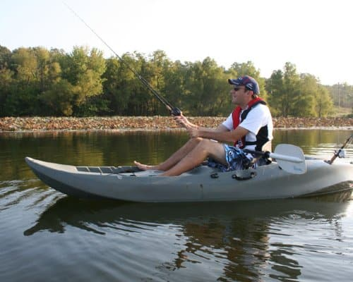 Lifetime Sport Fisher Kayak