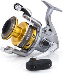 Carrete de pesca Shimano Sedona FI