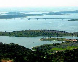 Lago Artificial de Alqueva