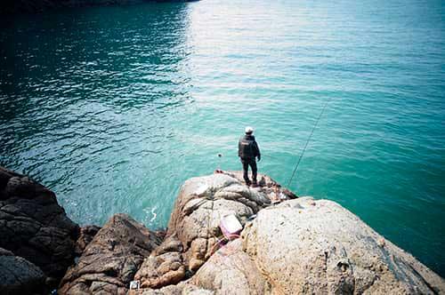 Pesca de mar (Rockfishing)